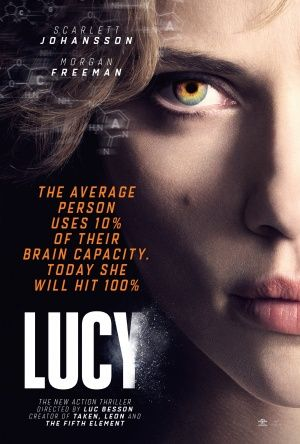 Lucy Movie 2014