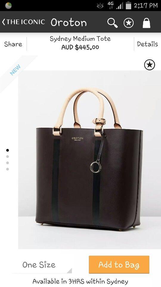 I quite like this Oroton bag too!!