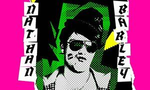 Well futile … Nathan Barley promo. Photograph: Channel 4