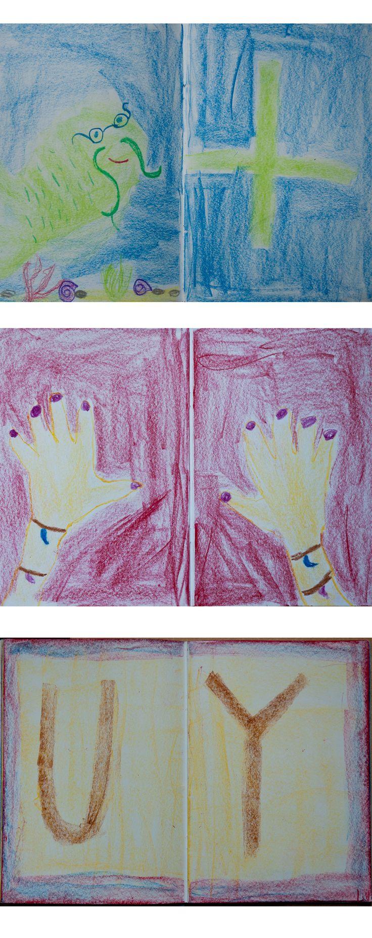 Pedagogika waldorfska a matematyka. Metematyka i jeden przykład pisania liter. Prace dzieci z klasy 1. Waldorf 1st grade ~ Szkoła Waldorfska im Korczaka w Krakowie Waldorf school in Cracow, Poland  #prace ręczne  #waldorfskaszkola #waldorfskaszkoła #szkoła_waldorfska #szkoła_kraków #dobraszkoła  #szkolne #korczak #dzieci #polska #edukacja #edukacjawaldorfska