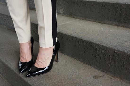 Trend Report: Tuxedo-Stripe Pants