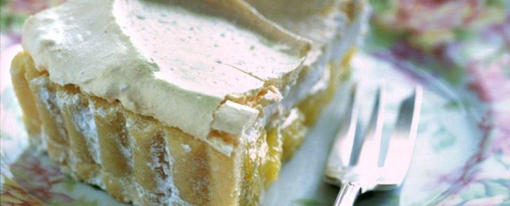 crostata di crema al limone Sale&Pepe ricetta