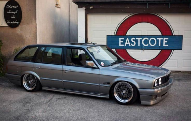BMW E30 Wagon
