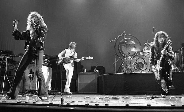 Led Zeppelin The Soundtrack From The Film The Song Remains The Same