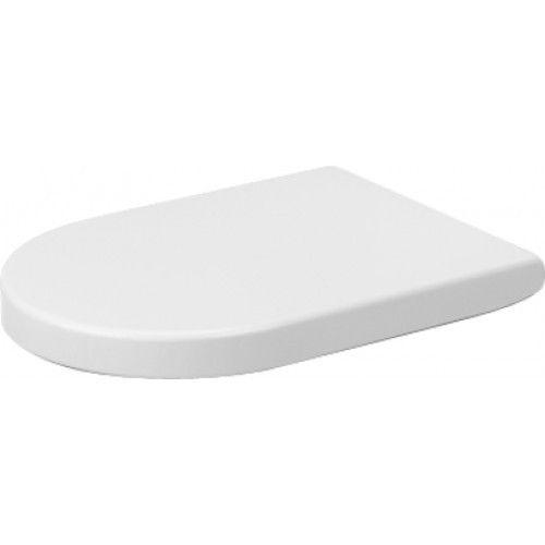 Duravit 006339000 Soft Close Toilet Seat Elongated