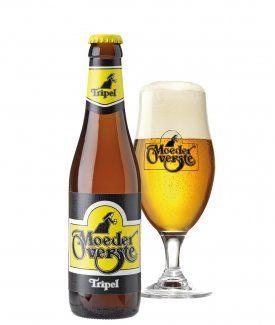 """""""Moeder Overste"""" is een tripel met 8% alc./vol. Met zijn volle en geestrijke smaak is het waarschijnlijk een van de beste brouwsels van de Brouwerij Lefèbvre. Sinds ruim 15 jaar genieten Vlaanderen en Nederland met volle teugen van dit hemels bier. Moeder Overste"""" draagt een goudkleurig kleed en parfumeert zich met kruiden, hout- en fruitgeuren gemengd met mout en een fijne bitterheid. Het bier kan koud gedronken worden op 5°C of licht gechambreerd op 10°, naar eigen smaak. Geniet ervan…"""