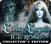 absolutely fantastic hidden object game, MUST PLAY guys! >> Living Legends: Ice Rose Collector's Edition