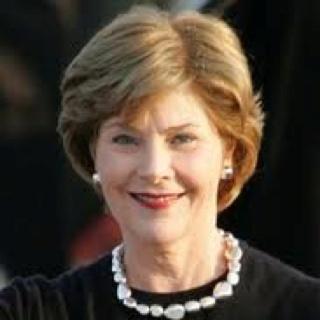 First Lady Laura Bush (President George W. Bush) January 20, 2001 - January 20, 2009