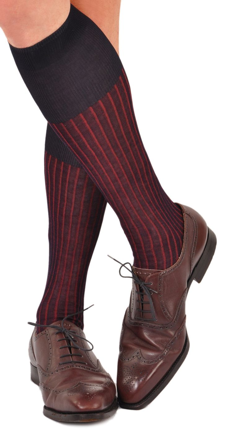 The Incredible Vanisee in Over-the-Calf by Bresciani – The Original Fancy Dress Socks