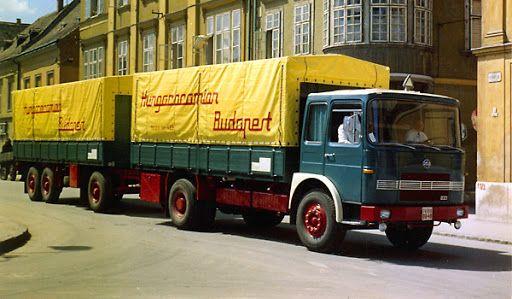 Hungarocamion 1966 - 2006