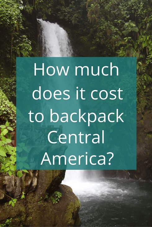 Adoration 4 Adventure's budget breakdown for my costs to backpack Central America. My 9-week backpacking trip broken down so you can plan yours.