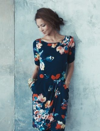 Bridesmaids // Floral Dress | Anthropologie