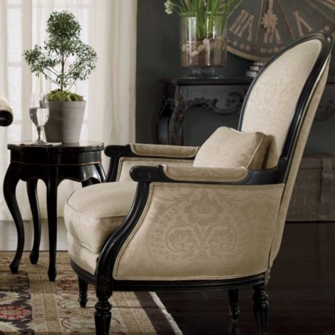 Suzette Chair Ethan Allen Furniture Interior Design Plan Living Room
