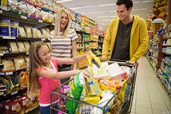 Did you know the average NZ family throws out $563 worth of food a year? Good grief, that is over $10 a week.
