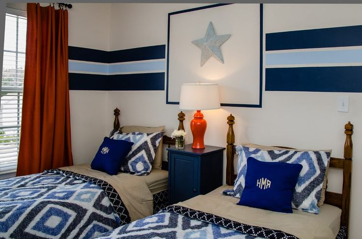 painting horizontal stripes on a wall kids contemporary with star decor modern wall decals
