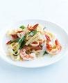 Donna Hay : prawn, chilli and coriander pasta