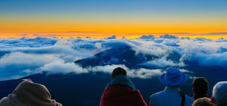 Haleakala Sunrise and Sunset Times