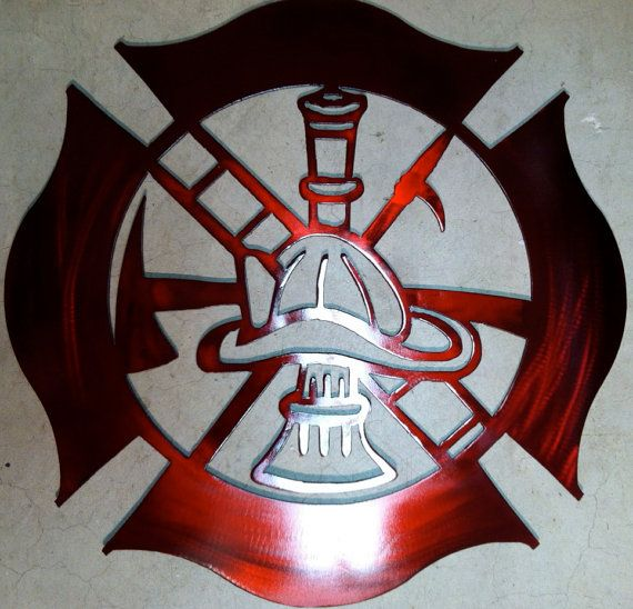 @Antonio Lopez. What do you think? Firefighter Maltese Cross by CustomMetalWorks on Etsy, $50.00