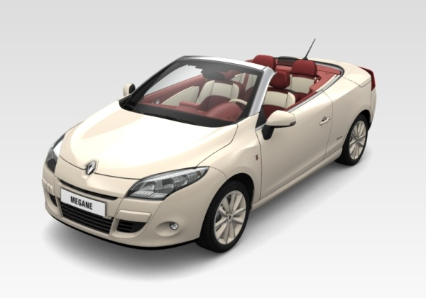 Renault Megane Cabriolet