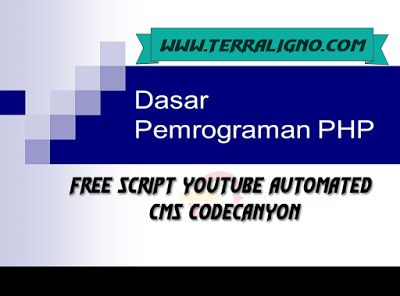 Free Script YouTube Automated CMS Codecanyon