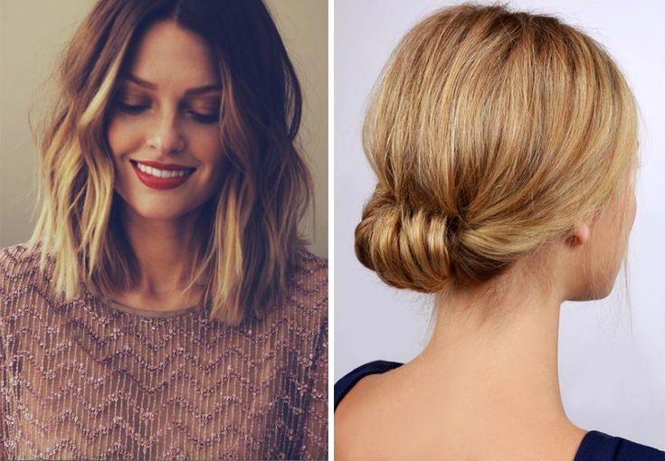 Vi har samlet en række frisurer til langt og kortere hår, som både er nemme at sætte og ser elegante ud