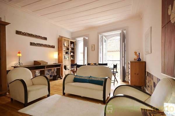 Cuidadosamente restaurado apartamento no coracao de Lisboa em Lisboa