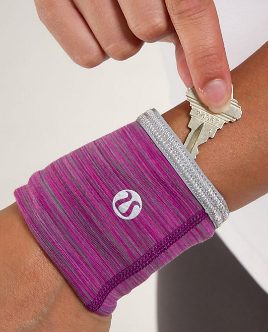 Fitness Junkie Gloves: Trying To Find A Few Of These Lululemon Wrist Cuff Key