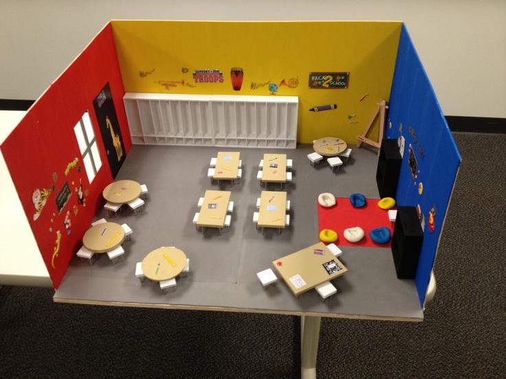 Classroom Design Models ~ D model of ideal classroom teaching pinterest