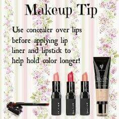 Shop online anytime at www.makeupwithkimbrell.com