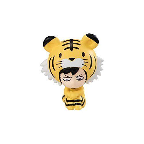One piece Desktop Mascot Mini Figure~Nyan piece~Tiger Trafalgar Law: One piece Desktop Mascot Mini Figure~Nyan piece~ Figure & Paper…