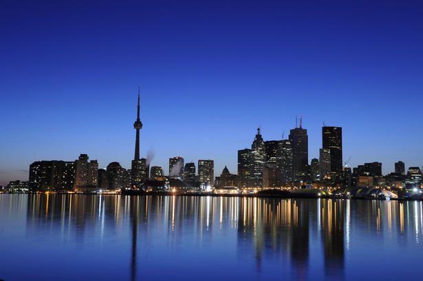 City of Toronto, Ontario, Canada
