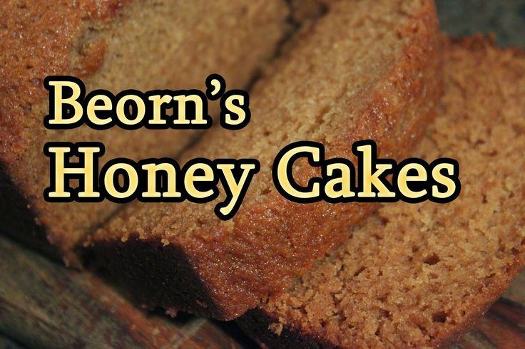 Beorn S Honey Cake Recipe