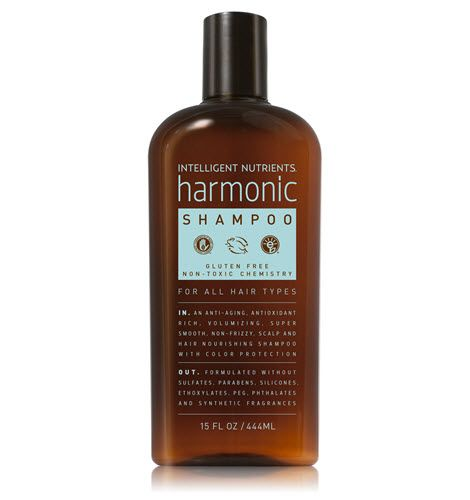 intelligent nutrients harmonic shampoo and conditioner