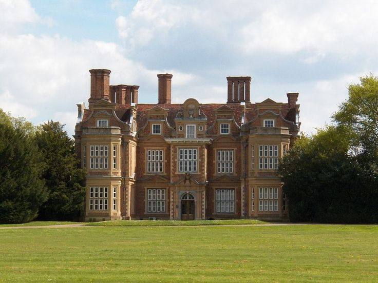Swakeleys House is a 17th-century mansion in Ickenham, London Borough of Hillingdon, built in 1638 for the future Lord Mayor of London, Sir Edmund Wright. The brick structure dates from between 1629 & 1638. In 1629, Wright purchased the grounds from John Bingley, who had undertaken extensive remedial work on an existing 13th century structure in the grounds—probably timber-framed & wattle filled.