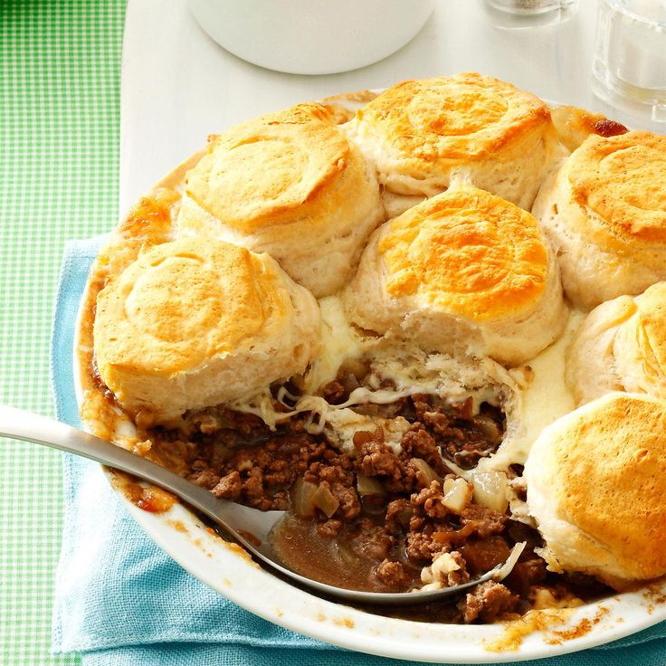 Beefy French Onion Potpie Recipe -I came up with this dish knowing my husband loves French onion soup. It's a good base for this hearty, meaty potpie. — Sara Hutchens, Du Quoin, Illinois