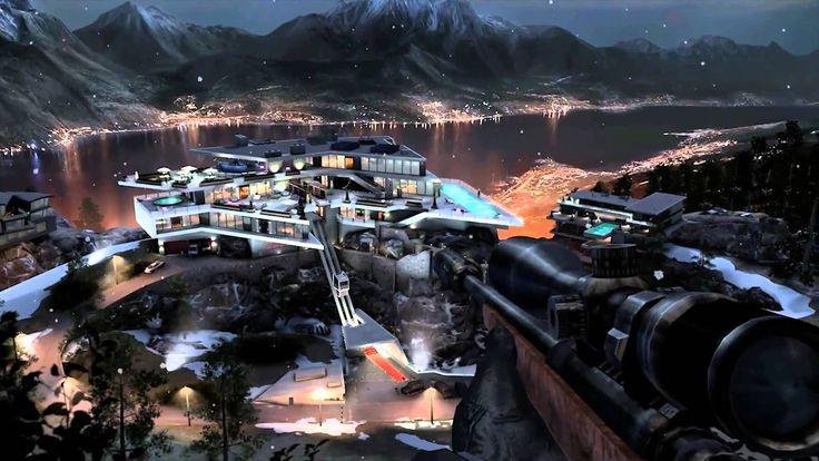 HITMAN Sniper Launch Trailer