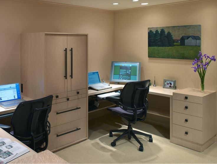 65 best Two Person Office Set Up images on Pinterest Home