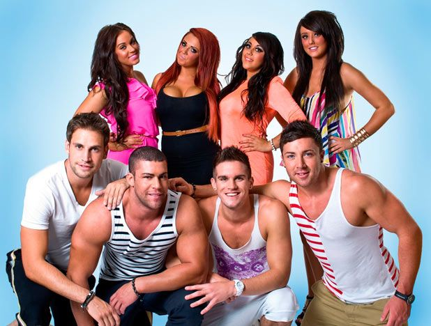 "lmao the UK has a British version of the Jersey Shore called ""Geordie Shore"" am i the first to hear of this?"