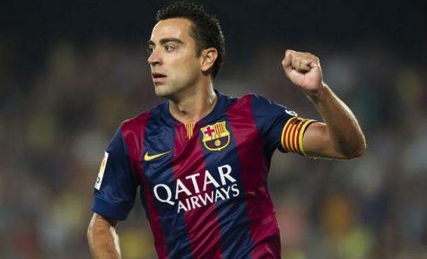 """Xavi: """"Es el momento de irme del Barcelona"""""""