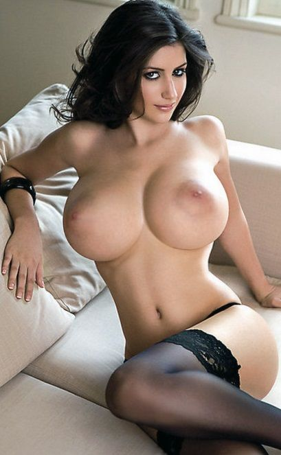 Awesome brunette bigtits fuck in seb 5