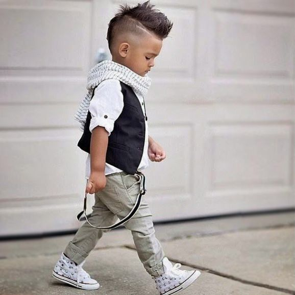 Kid Haircuts With Outfit: 25+ Best Ideas About Kid Haircuts On Pinterest