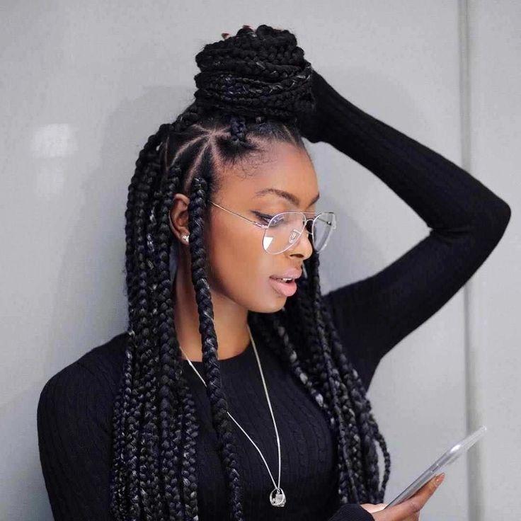 Cool Box Braids Women Hairstyles To Look Astonishing Hair 1
