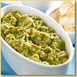 Pesto and Pine Nut Guacamole Recipe - Avocados Australia