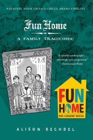 In this groundbreaking, bestselling graphic memoir, Alison Bechdel charts her fraught relationship with her late father. In her hands, personal history becomes a work of amazing subtlety and power, written with controlled force and enlivened with humor, rich literary allusion, and heartbreaking detail.