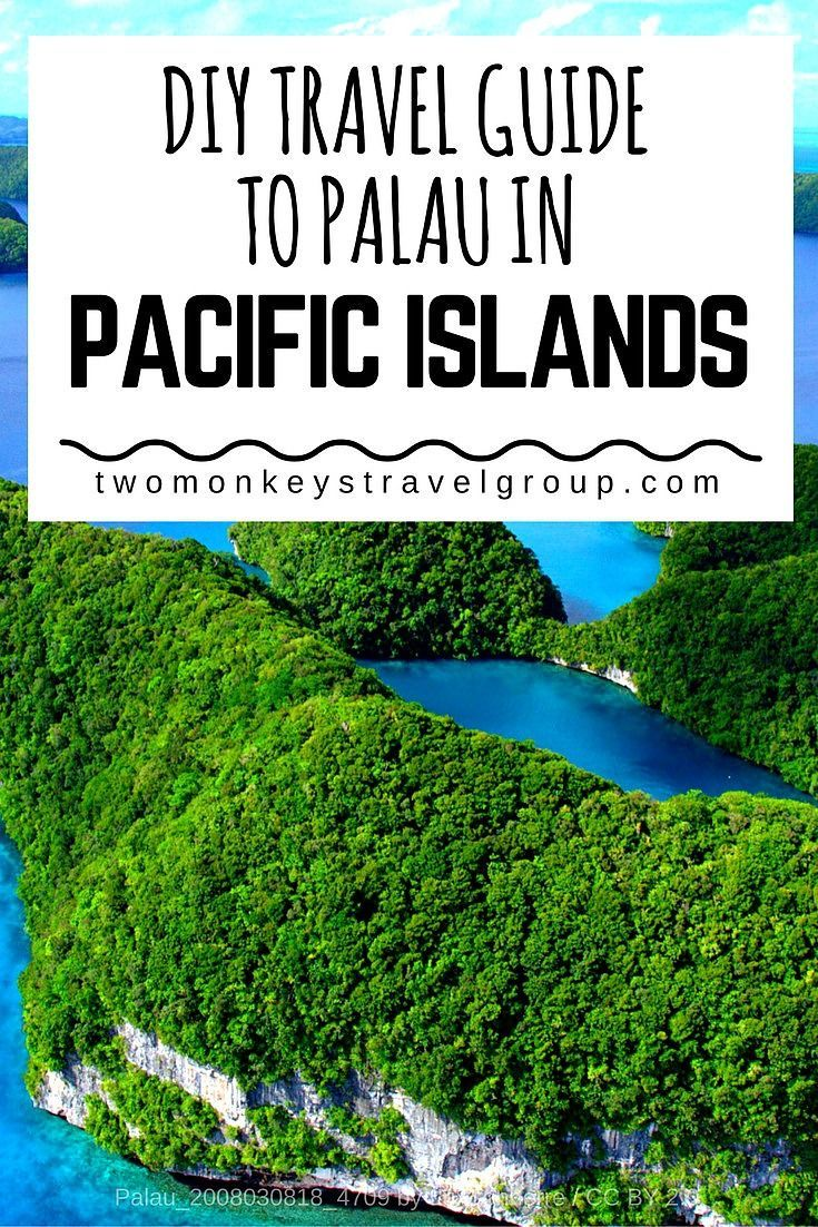 DIY Travel Guide to Palau in Pacific Islands