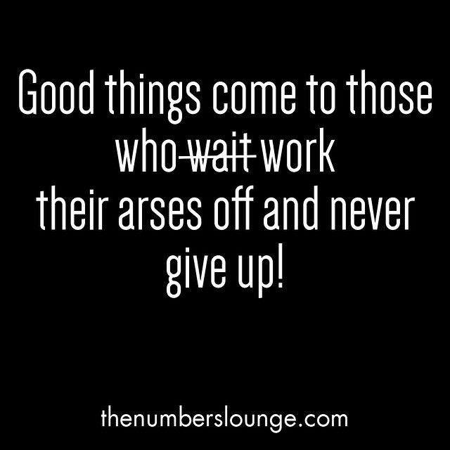 One day down. Time to get hustling. #thenumberslounge #entrepreneur #entrepreneurlife #business #hustle