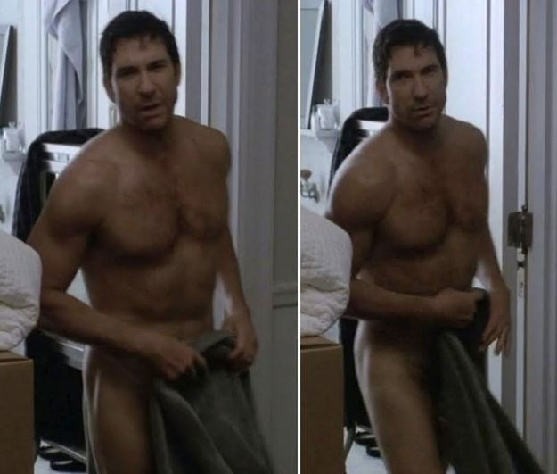 And then you came back into our lives and lit'rally changed all conceptions on aging? | Fact: Dylan McDermott Is The Hottest 52-Year-Old Currently Living