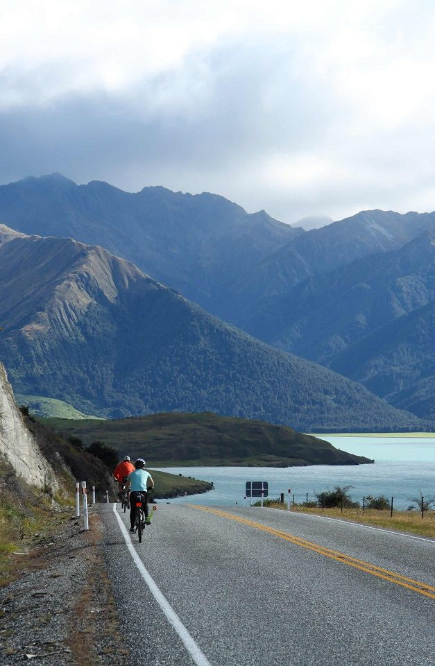 NEW ZEALAND – world's best for cycle touring