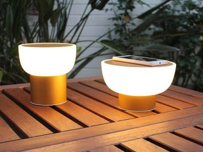 Portal de Diseño y Decoración: Alma Light presenta PATIO: una lámpara inteligente...