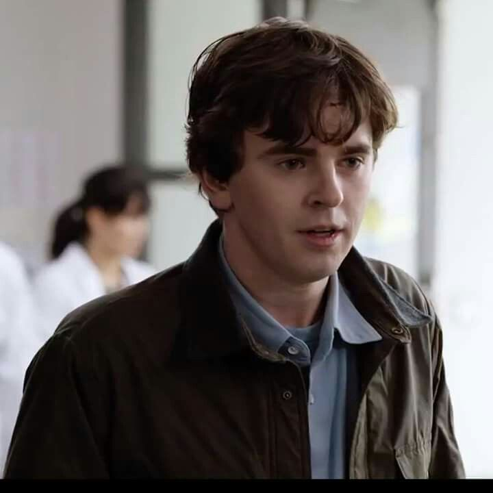 Freddie Higmore# Dr.Shaun Murphy# The good doctor